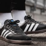 Adidas on the terraces